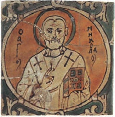 Святой Николай, Византия, X-XI века