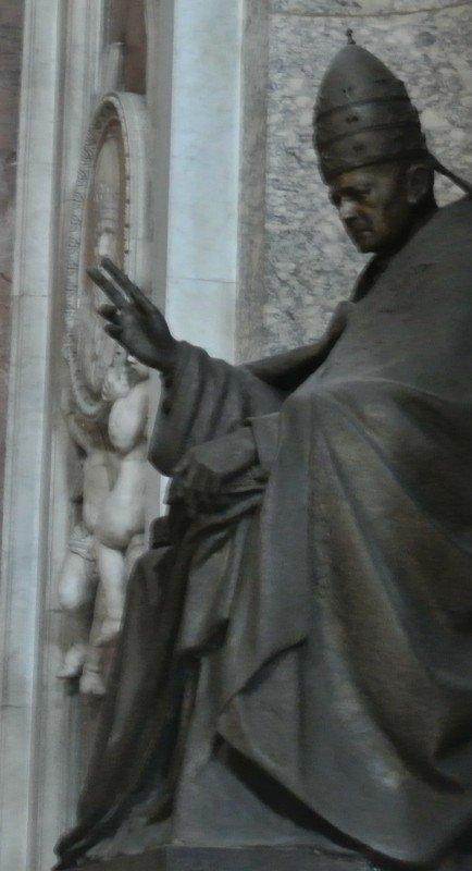 Пий XI, собор Святого Петра