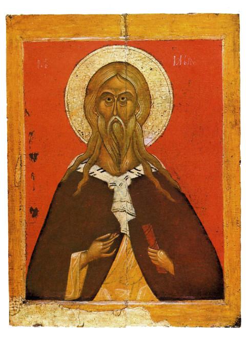 Илья Пророк, начало XV века