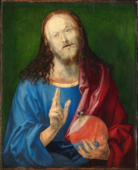 Альбрехт Дюрер, Salvator Mundi, 1504